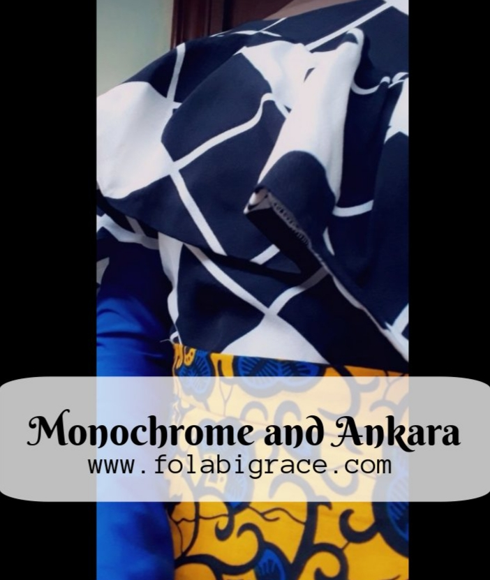 Monochrome and Ankara 1